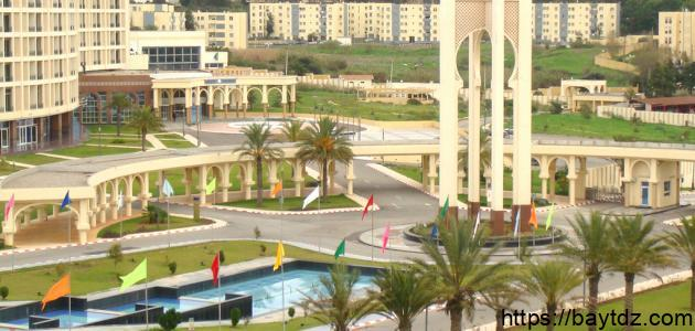 ما هي ولايات الجزائر