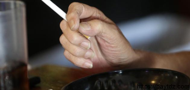 ماذا يسبب التدخين