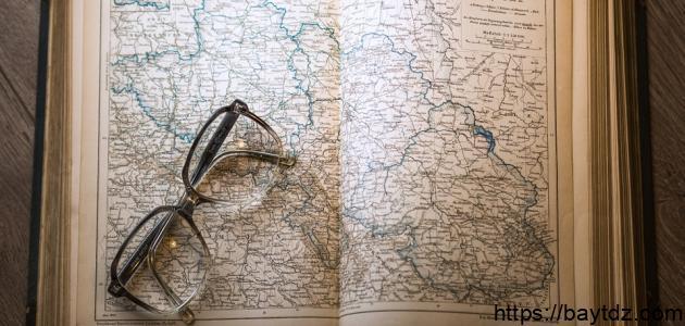 ماذا يسمى علم رسم الخرائط