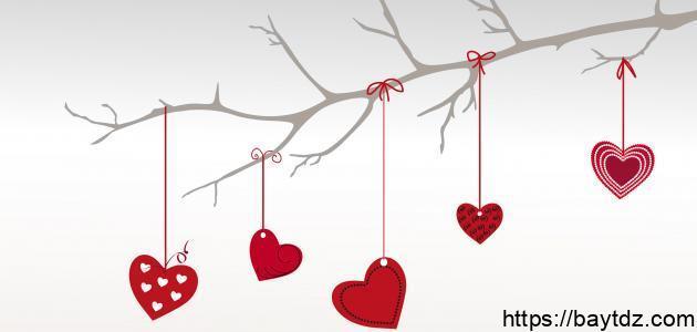 ماذا يعني الحب