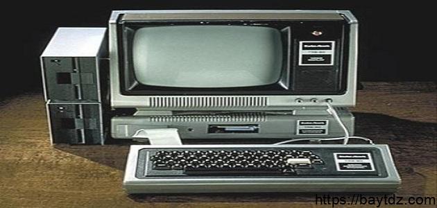 متى تم إختراع الكمبيوتر