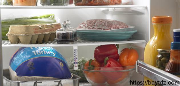 متى تم اختراع الثلاجة