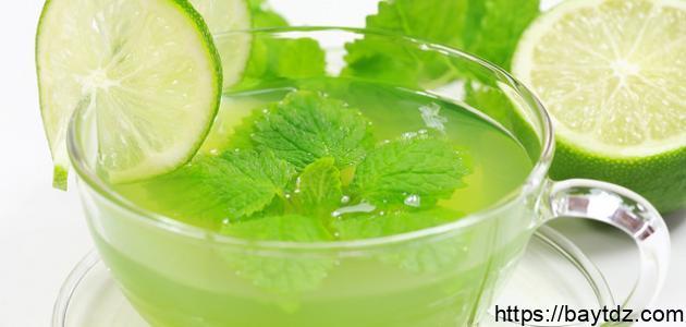 متى يفضل شرب الشاي الأخضر للتنحيف
