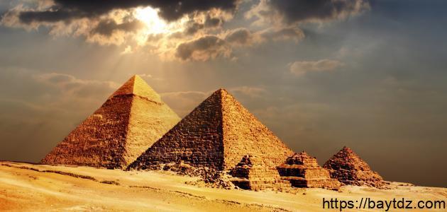 محافظات مصر وعواصمها