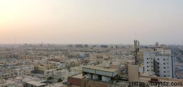 محافظة الجبيل