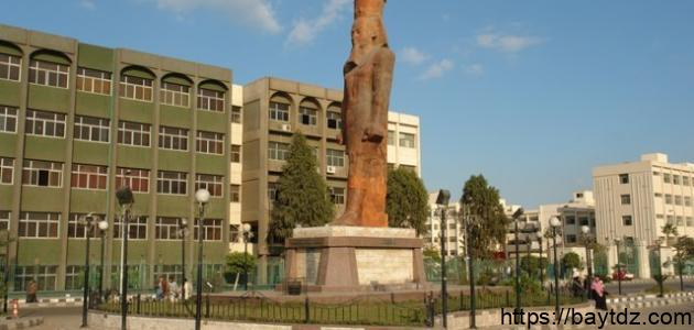 محافظة الشرقية بمصر
