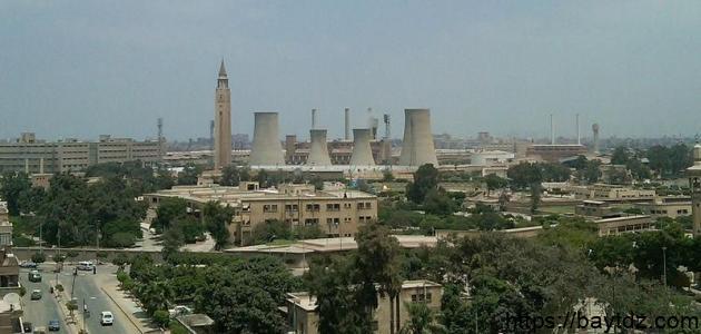 محافظة الغربية المصرية
