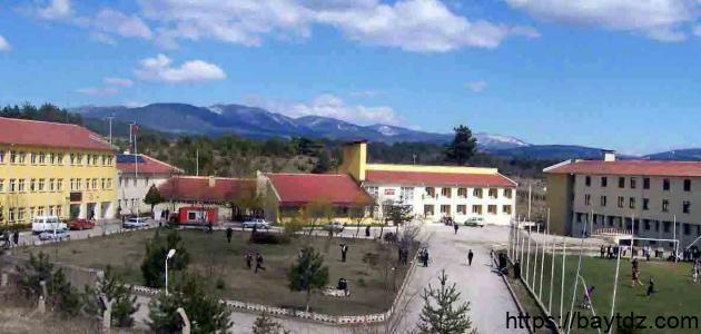 محافظة بولو التركية