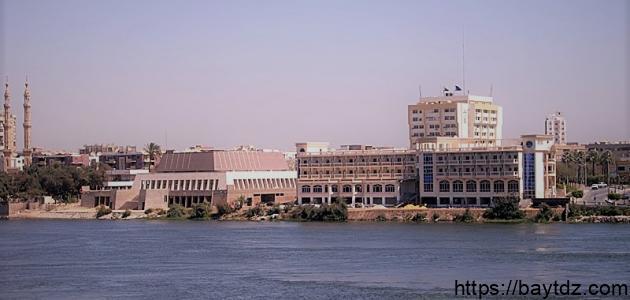 مدن سوهاج