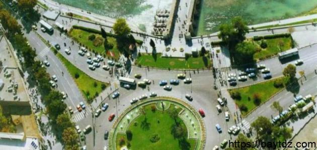 مدينة أصفهان في إيران