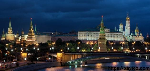 مدينة إيفانوفا الروسية