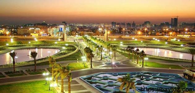 مدينة الدمام بالسعودية