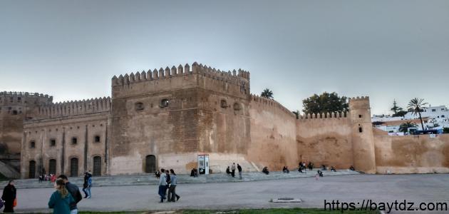 مدينة الرباط القديمة