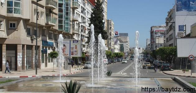 مدينة القنيطرة المغربية