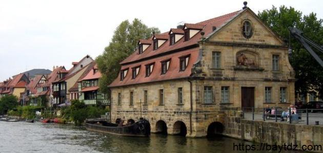 مدينة بوخوم في ألمانيا