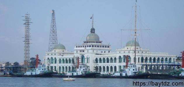 مدينة بورسعيد المصرية