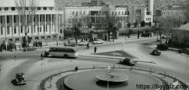 مدينة تبريز
