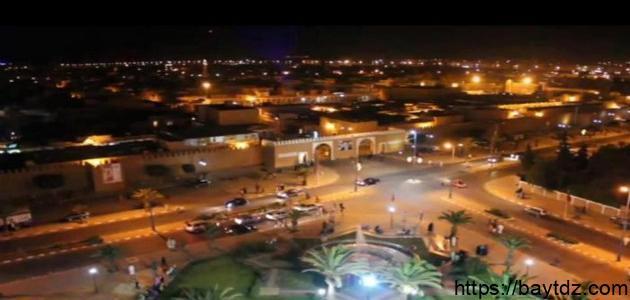 مدينة تزنيت في المغرب