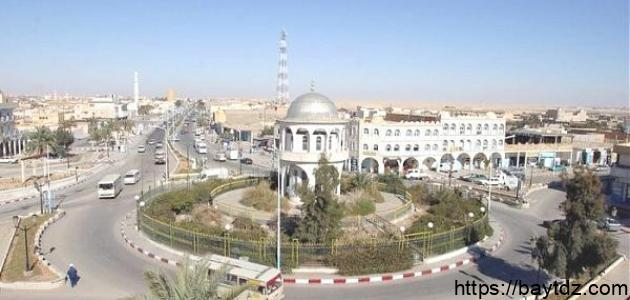 مدينة تقرت الجزائرية
