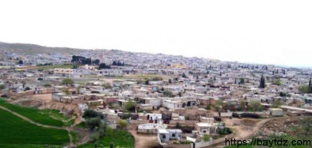 مدينة جرابلس السورية