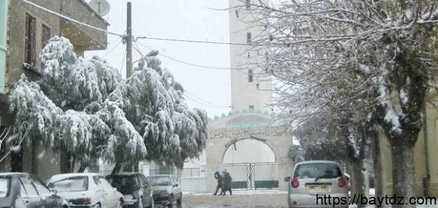 مدينة خنشلة الجزائرية