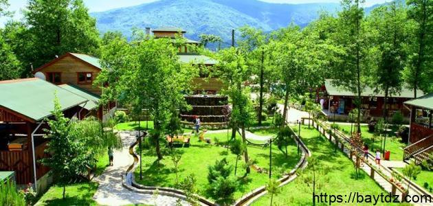 مدينة سبانجا التركية