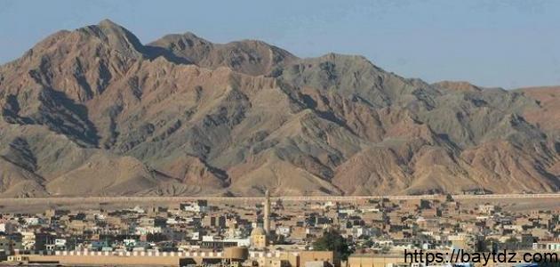 مدينة سفاجا في مصر