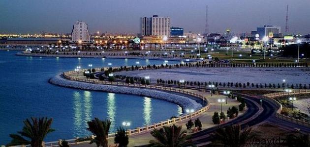 مدينة ضبا السعودية