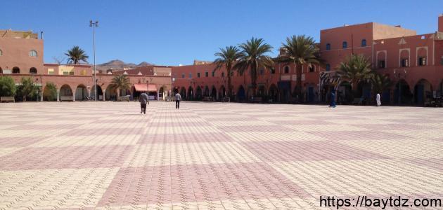 مدينة طاطا في المغرب