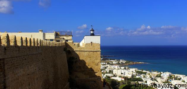 مدينة قليبية في تونس