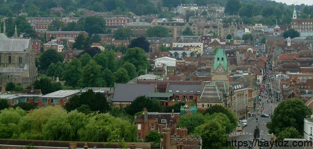 مدينة وينشستر في بريطانيا