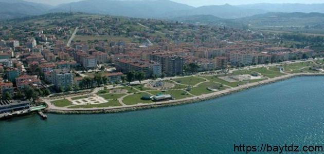 مدينة يالوفا التركية