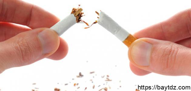 مراحل الإقلاع عن التدخين