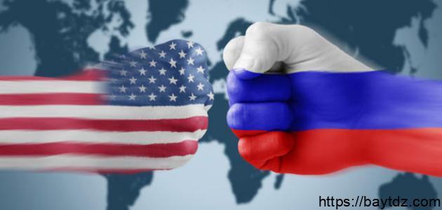 مراحل الحرب الباردة