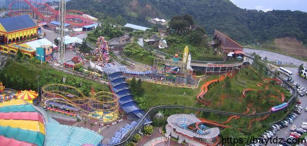 مرتفعات جنتنغ في ماليزيا