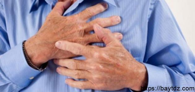 مرض ضعف القلب