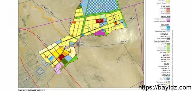 مساحة مدينة الرياض