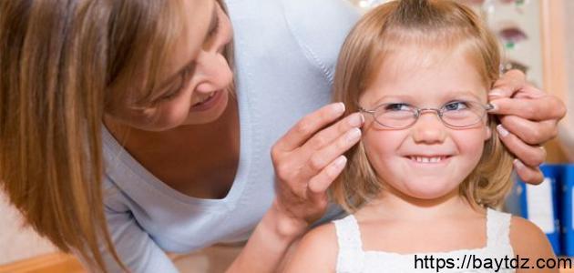 مسببات ضعف النظر
