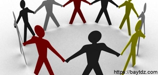 مظاهر التضامن والتعاون