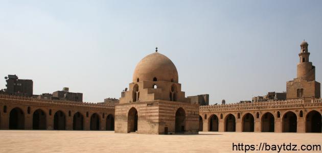 معالم مصر الإسلامية