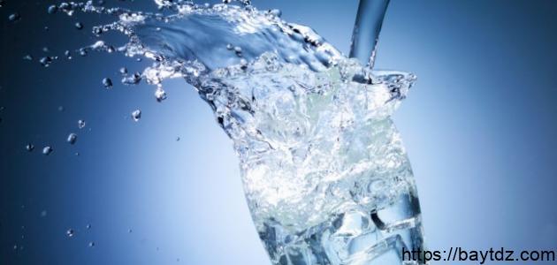معايير قياس تلوث المياه