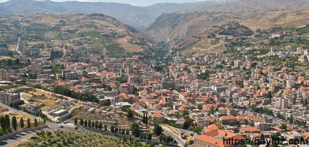 معلومات عامة عن لبنان