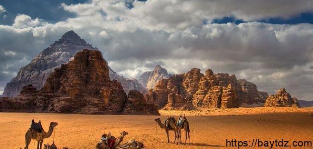 معلومات عن الآثار في الأردن