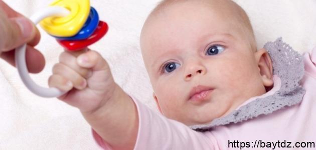 معلومات عن الطفل الرضيع