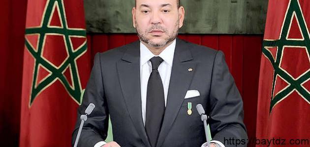 معلومات عن الملك محمد السادس
