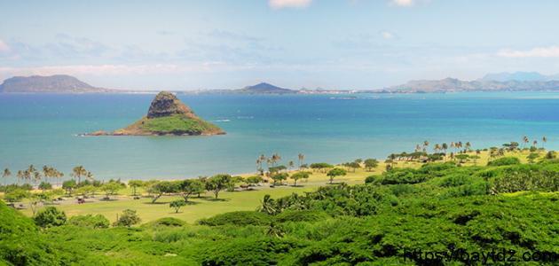 معلومات عن جزر هاواي