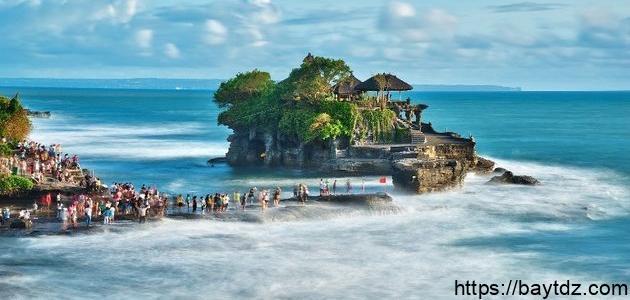 معلومات عن جزيرة بالي في إندونيسيا