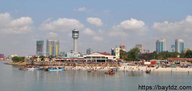 معلومات عن دولة تنزانيا