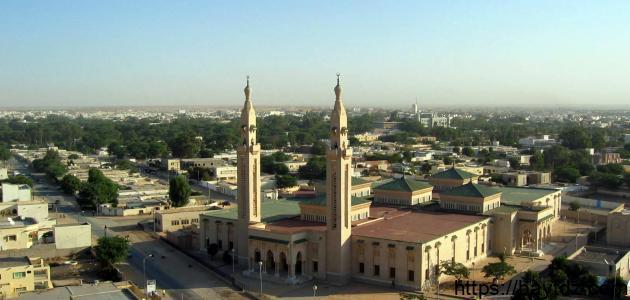 معلومات عن دولة موريتانيا