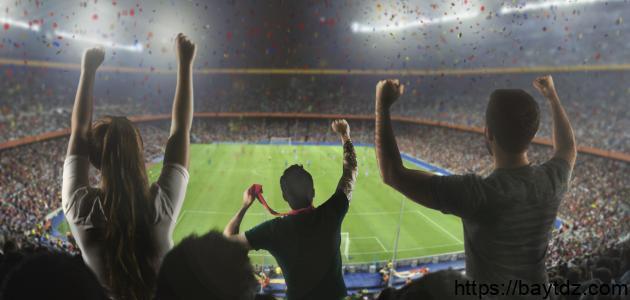 معلومات عن رياضة كرة القدم